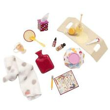 "Our Generation 18"" Doll Sick at Home Accessory Set Fits American Girl NO BOX"
