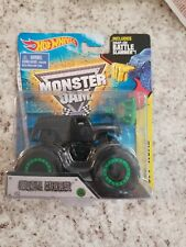 Hot Wheels Monster Jam Blackout Grave Digger Battle Slammer