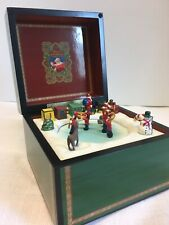 Gold Label Collection Vintage Music Box Toy Soldiers