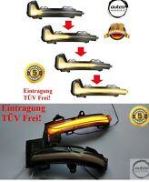 LED Dynamische Spiegelblinker Laufblinker Blinker für Skoda Octavia 5E VW T ROC