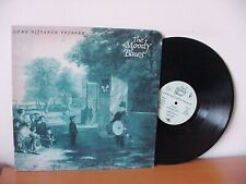 "THE MOODY BLUES ""Long Distance Voyager"" Original PROMO LP THRESHOLD TRL-1-2901"