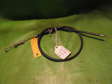 YAMAHA L5T 100 TRAIL MASTER 1969 1970 OIL PUMP CABLE OEM # 225-26320-00