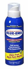 Blue-Emu Continuous Pain Relief Spray, 4 oz (Pack of 8)
