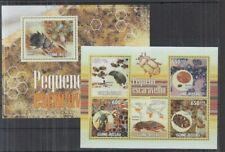 O437. Guinee-Bissau - MNH - Nature - Fauna - Insects - Bees - 2010
