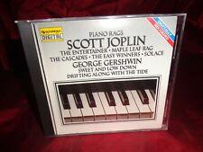 The Entertainer: The Ragtime Music of Scott Joplin & George Gershwin by...
