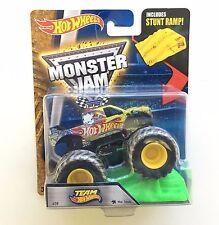 Hot Wheels Dooms Day1 64 Monster Jam Truck With Team Flag
