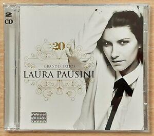 Laura Pausini Doppio Cd Grandes Exitos Edizione Mexico