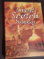 GREAT SCOTCH WHISKY - DVD - DOCUMENTARY - VERY RARE OOP - HISTORY - REGION FREE