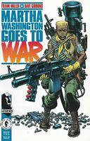 Dark Horse Comics Martha Washington Goes To War #1 of 5 (Miller & Gibbons) 1994