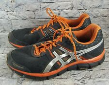 ASICS Gel Blurr33 T1H3N Men's Orange/Gray/Silver Athletic Running Shoes Size 8.5