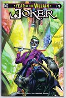 Joker Year Of The Villain #1 Midtown Exclusive Doug Mahnke Variant DC Comics