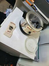 VINTAGE Betty G  Automatic Electric Cooker  Deep Fryer CF53 PRE OWNED
