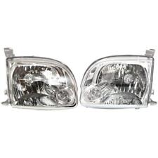 New TO2502166, TO2503166 Headlight Set for Toyota Tundra 2005-2006