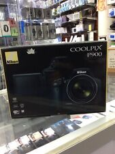 Nikon COOLPIX P900 16MP Compact Digital Camera