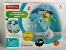 Fisher-Price Precious Planet 2-in-1 Projection Mobile for Crib - N8849
