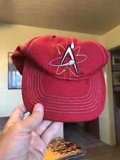 Albuquerque Isotopes AAA Minor League Baseball Team Adjustable Hat - Melon