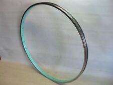 "24 x 1-3/8"" Green Bicycle Rim 28 Spoke Holes (RS7-2)"
