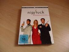 DVD Box Nip Tuck - Schönheit hat ihren Preis - Die komplette Zweite Staffel