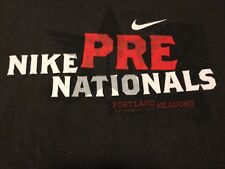 VINTAGE NIKE PRE NATIONALS T SHIRT SMALL