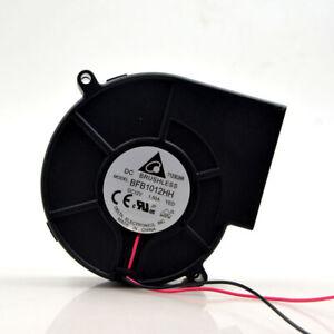 1pc Delta BFB1012HH 9733 9CM 12V 1.65A 2-line Centrifugal Turbo Blower Fan