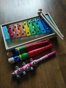 4 Children's Musical Instruments