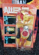 Vintage Park's Aliens KO Diapolon Robot Zoder Open Card 1970s or 80s