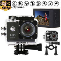 Waterproof SJ4000 Sport Video Full 1080P Non-WiFi Action Camera Camcorder DV DVR