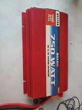 New listing Vector 750 watt 1500 watt max Power Inverter Tested!