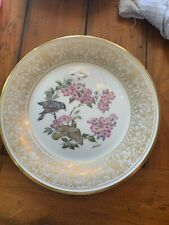 Vintage 1975 Lenox Presents Limited Edition Boehm American Redstart Birds Plate