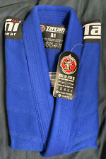 Tatami Nova JIU-JITSU GI Blue-A1 With Free White Belt.