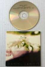 DANIEL LANOIS Trip 1993 PROMO ONLY Soundtrack Sampler Compilation CD Brian ENO