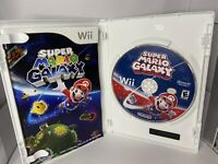 Super Mario Galaxy (Nintendo Selects) (Nintendo Wii, 2011) Tested & Working