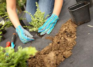 Plantex® Premium Unkrautvlies - Gartenvlies eine Rolle 1 x 25 m
