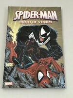 Spider-Man Birth of Venom Graphic Novel TPB