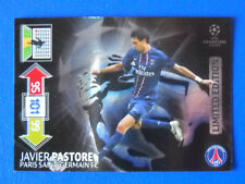 CARD ADRENALYN CHAMPIONS LEAGUE 2012/13 - PASTORE - PARIS S.G. - LIMITED EDITION