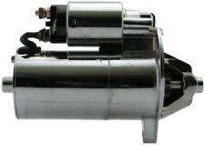New Chrome Starter fits SBF Ford Engines 289 302 351W 351C 3HP w/ AT C3OF11001A