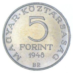 Better - 1948 Hungary 5 Forint - TC *765