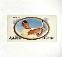2017 Topps Allen and Ginter Mini #248 Wilson Ramos - NM-MT