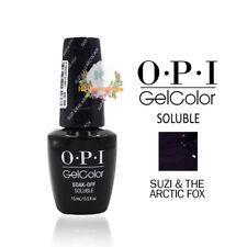 OPI Gel Color Soak Off Soluble Nail Polish - I56 SUZI & THE ARTIC FOX
