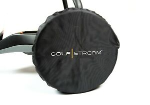 Golfstream Golf Trolley Wheel Covers - pack of 3