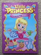 Little Princess colouring and activities book