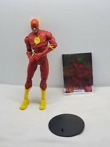 McFarlane DC Multiverse Series Earth 52 Flash Action Figure