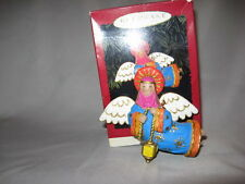Hallmark Keepsake Ornaments Christmas Lighting The Way 1996 Angel Xmas New