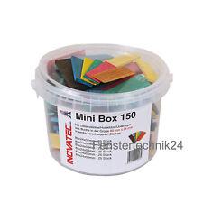 150x Holz Verglasungsklötze Buche 80x24x1-6mm Trageklötze Glasklötze in KS Box