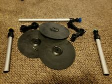 Rock Band 4 Pro-Cymbals Expansion Drum Kit PS4 or Xbox One Mad Catz