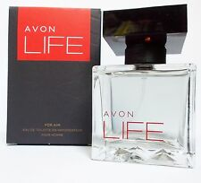 Avon Life For Him Eau de Toilette Spray Genuine 75ml