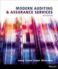 Modern Auditing & Assurance Services 6th Edition By Leung, Coram ..9781118615249