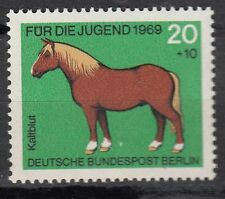TIMBRE ALLEMAGNE  NEUF N° 302 ** CHEVAL