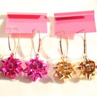 New Betsey Johnson Drop Dangle Earrings Fashion Women Jewelry 2Colors Chosen