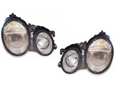 DEPO 1998-2002 Mercedes Benz W208 CLK Class Xenon Replacement Headlight Set